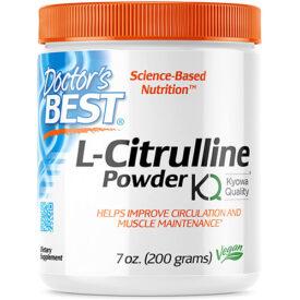 Doctor's Best L-Citrulline