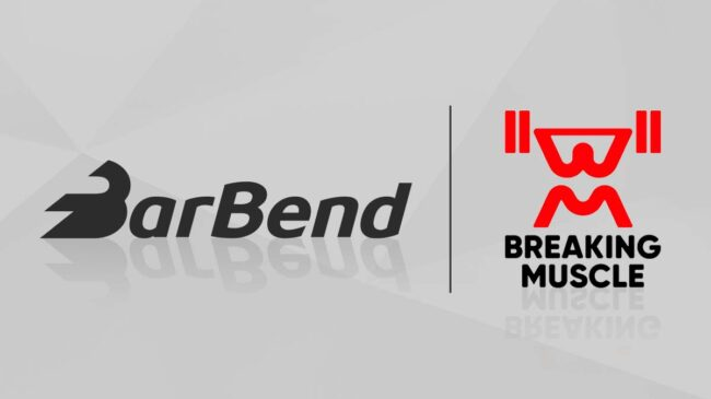 BarBend and Breaking Muscle Logos