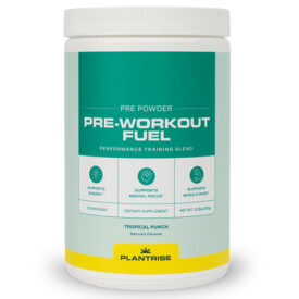 Plantrise Pre-Workout Fuel