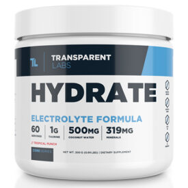 Transparent Labs Hydrate