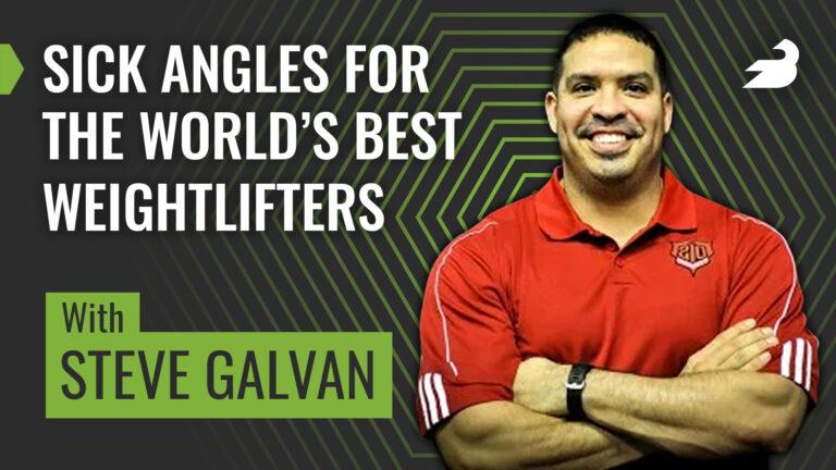 Steve Galvan BarBend Podcast