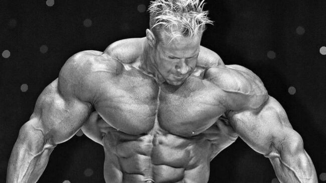 Four-Time Mr. Olympia Jay Cutler to Be Inducted Into the International Sports Hall of Fame