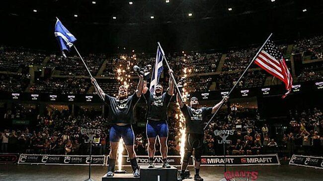 GiantsLive World Tour Finals