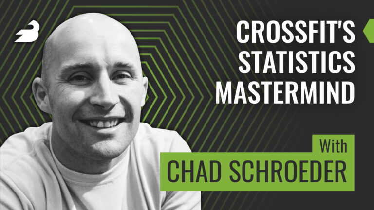 Chad Schroeder on the BarBend Podcast