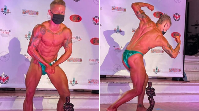 IATBP Powerlifting and Bodybuilding Results