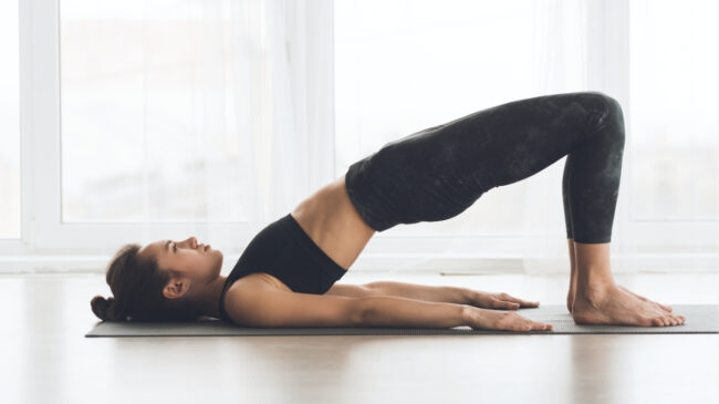 Bodyweight glute exercises