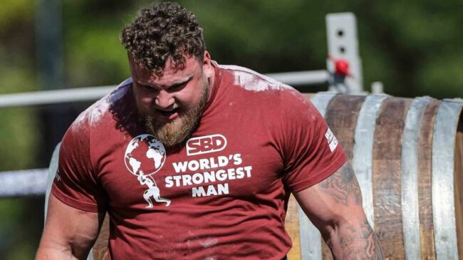 Strongman Athletes to Watch at the 2021 Rogue Invitational